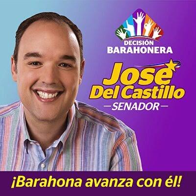 LIC. JOSE DEL CASTILLO EL SENADOR DE BARAHONA