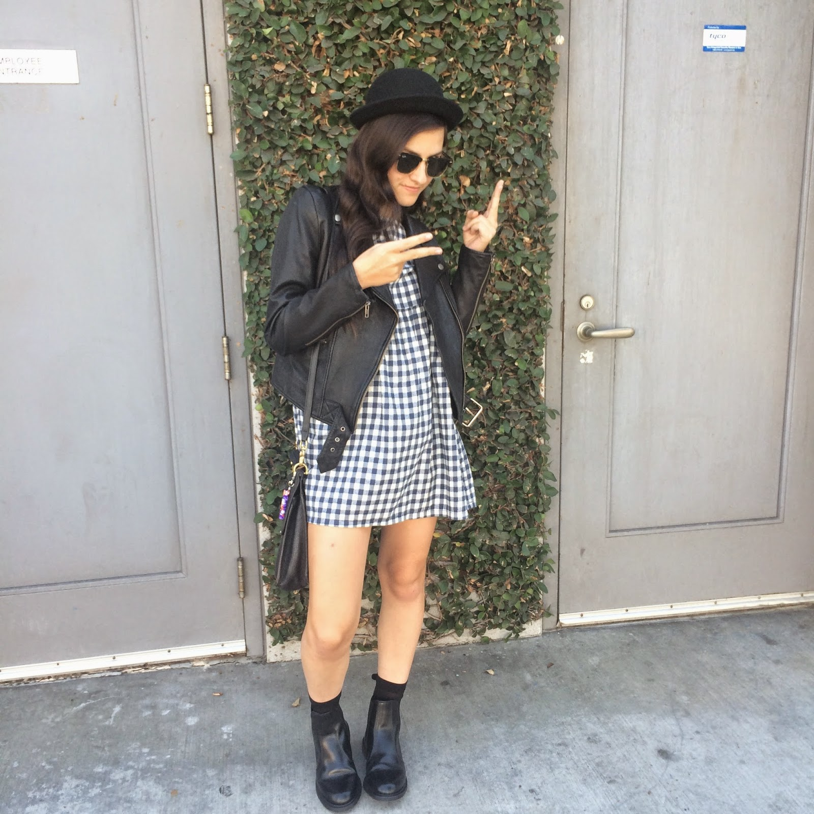 Outfit Of The Day: Beverly Hills // Visions of NYC 2.0