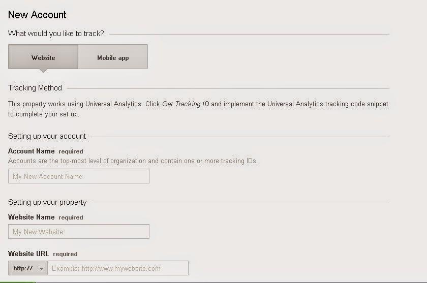 cara daftar google analytics, cara memasang google analytics di blog, google analytics adalah, apa itu google analytics?  endolita.blogspot.com