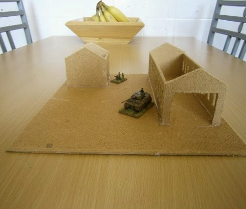 Making Stalingrad Ruined Factory Three Pictures 3