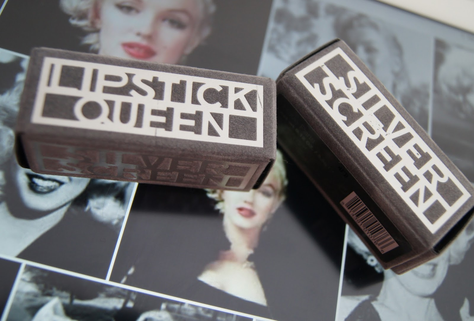 Lipstick Queen Silver Screen lipstick review