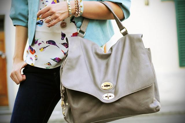 News on style it bags la postina by zanellato for Zanellato milano
