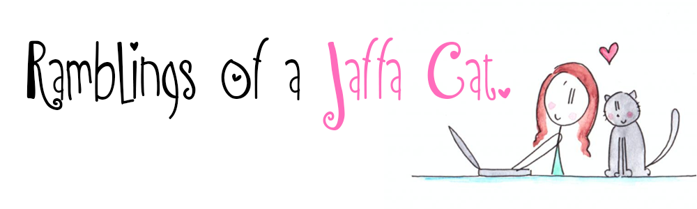 Ramblings of a Jaffa Cat