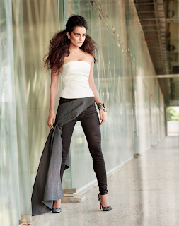 KANGANA RANAUT's full photoshoots for FilmFare magazine october 2013