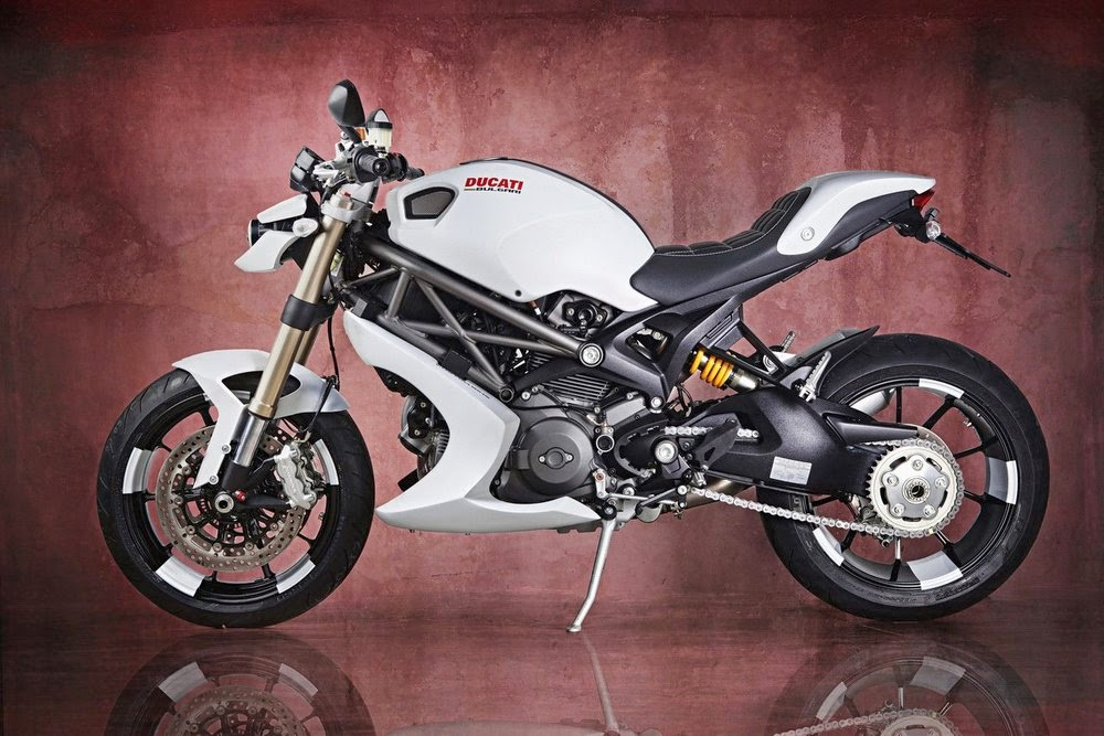 Latest Ducati Monster Sports Motorcycles Images
