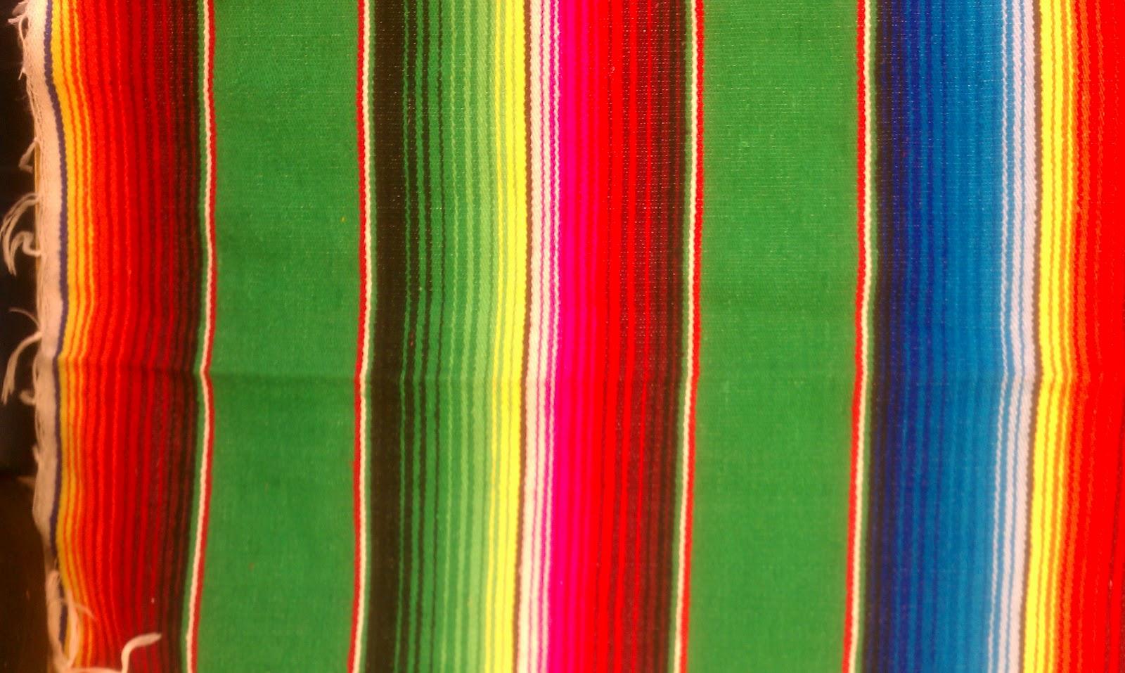 Zarape pattern