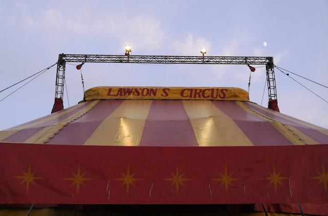 John Lawson's Circus Big Top