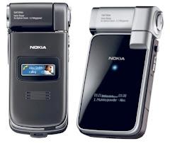 Harga HP Nokia N93i Rp 1.200.000