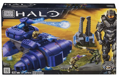 2012 Halo Playsets, Halo Holiday Gift For Boys, Top Holiday Gifts For Boys 2012, Mega Bloks Building Sets