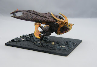 BME-3 Balrog for LotR - Side View