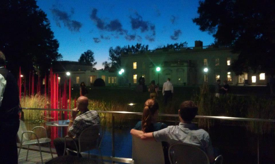 Vmfa Best Cafe Happy Hour