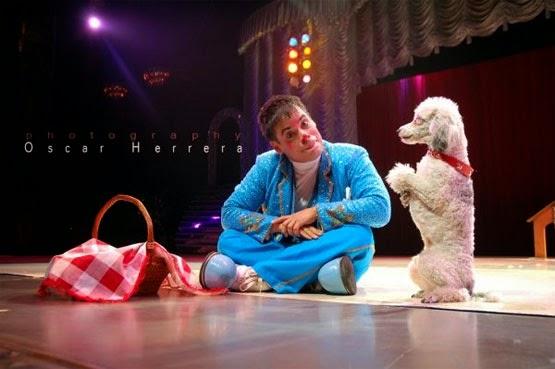 El payaso pitillo en Arequipa - Show de la alegria