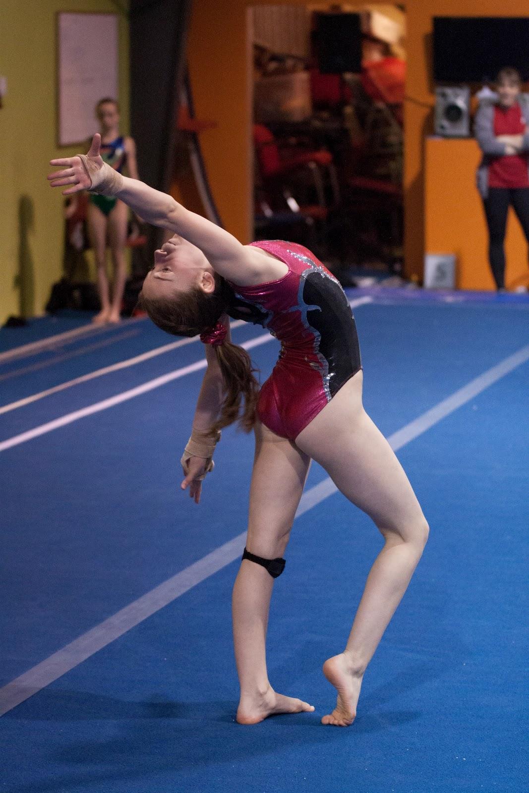 Parenting Cubed Provincial Gymnastics Competition 2012