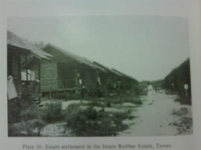 Perumahan awal masyarakt bugis di tawau, sabah pada awal tahun 1950