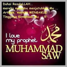 I Love my prophet MUHAMMAD SAW