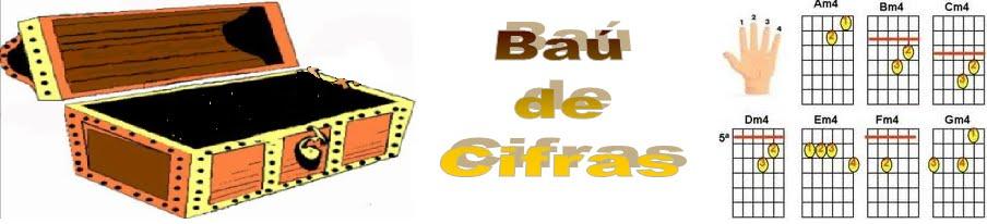 BAÚ DE CIFRAS
