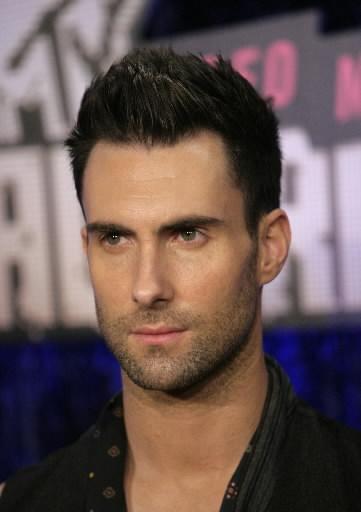 European Asian Hairstyle: Adam Levine☀Hair Styles