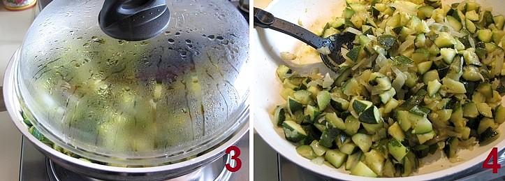 Zucchine in padella veloci e leggere cucina green for Cucinare zucchine in padella