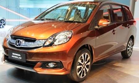 Harga Mobil Honda Mobilio Paket Hemat