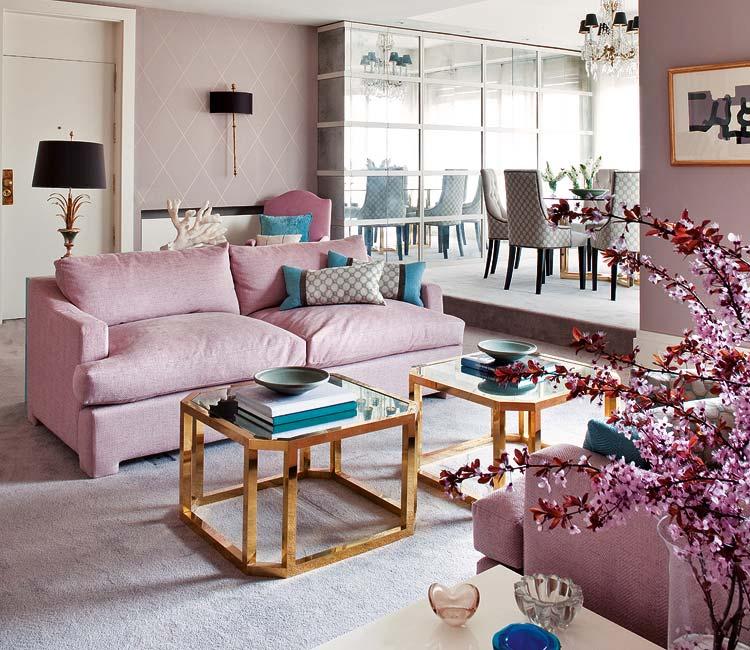 Espectacular sala comedor ideas para decorar dise ar y - Salon decoracion comedor moderno ...