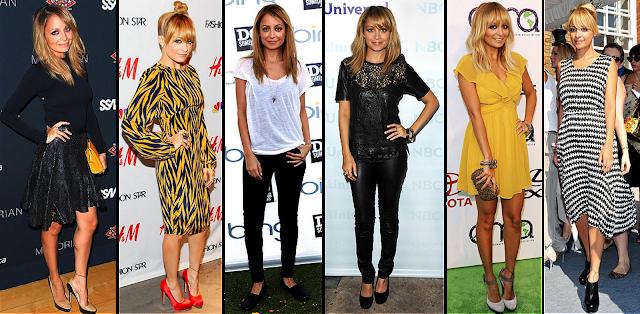Nicole Richie, fashion, style, icon