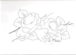 rosas e cajus