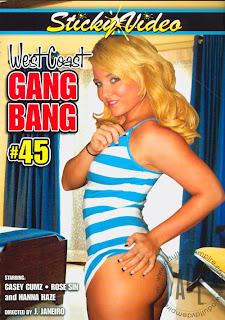 sexo West Coast Gang Bang 45 online