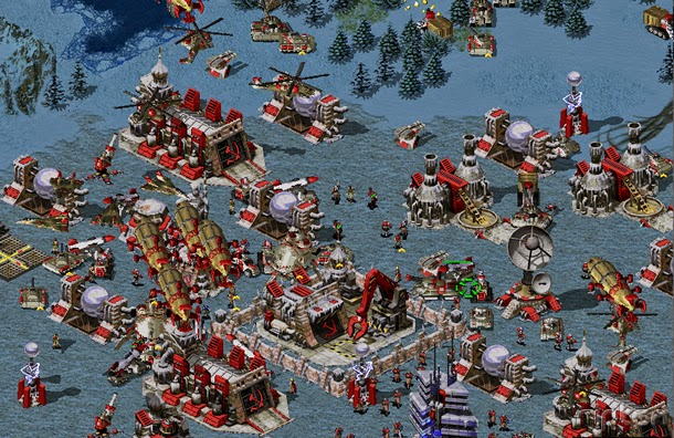 free red alert 2  game  site