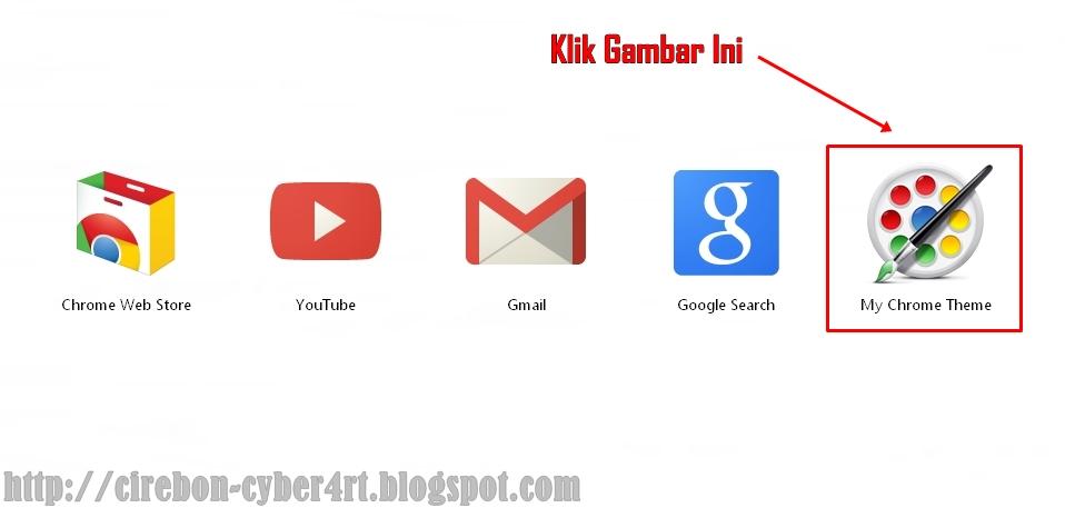 Cara Membuat Tema Google Chrome Dengan Cepat dan Mudah