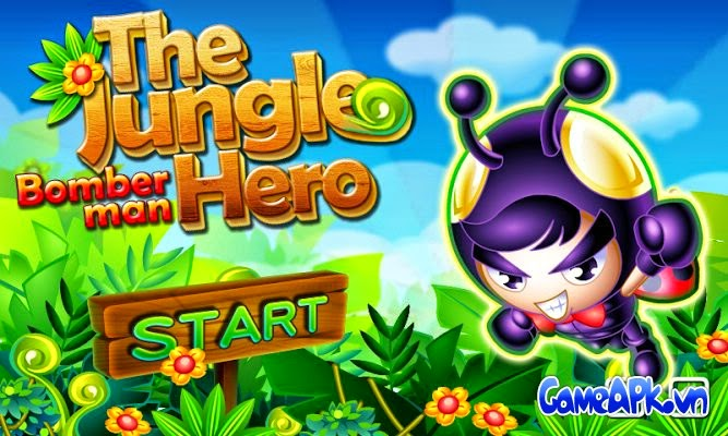 The Jungle Hero v1.0.4 hack full tiền cho Android