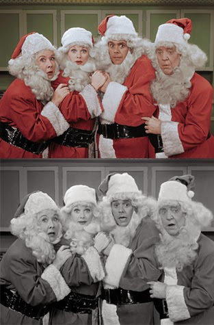 I Love Lucy Christmas Episode In Color For The First Time On Primetime Tv Dec 20 On Cbs