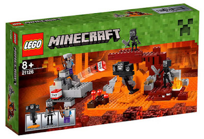 TOYS : JUGUETES - LEGO Minecraft  21126 The Wither   Producto Oficial 2016 | Piezas: | Edad: +8 años  Comprar en Amazon España & buy Amazon USA
