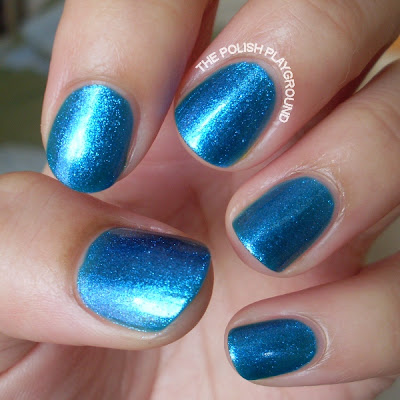 Nicole by OPI You're S-teal The One