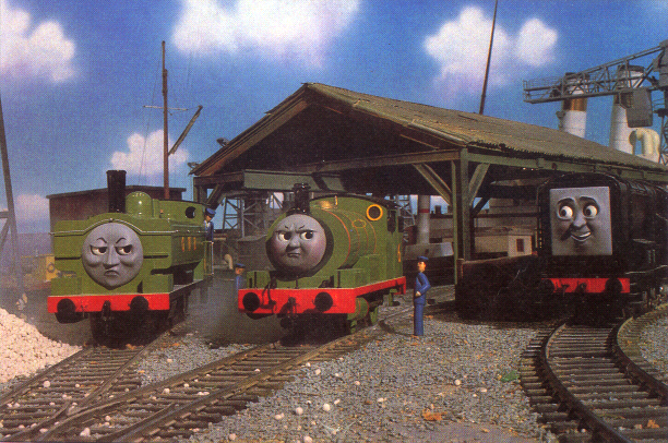 diesel from thomas and friends - photo #13