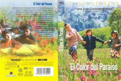 Cover: El color del paraíso | 1999 | Rang-e khoda (The Color of Paradise)