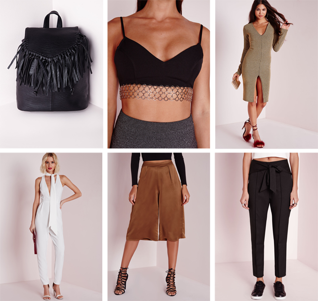 Boxing day sale 2015 Missguided