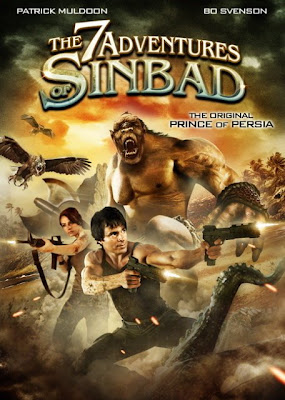 Les 7 aventures de Sinbad streaming vf