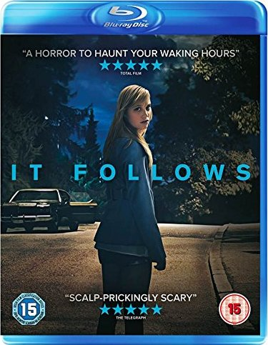 Poster Of It Follows 2014 English 300MB BRRip 480p Free Download Watch Online