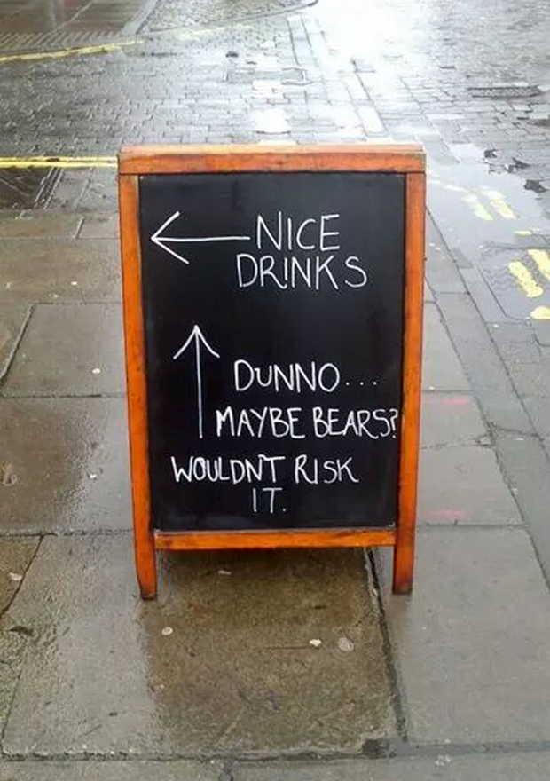 Funny Signs Picdump #12 (21 Pics)