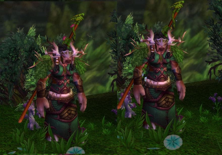 how to make a druid leveling from 1-10 easier