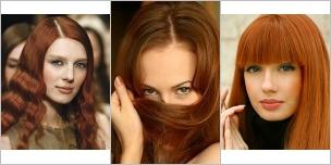 Грим за червенокоси. Мakeup for redheads