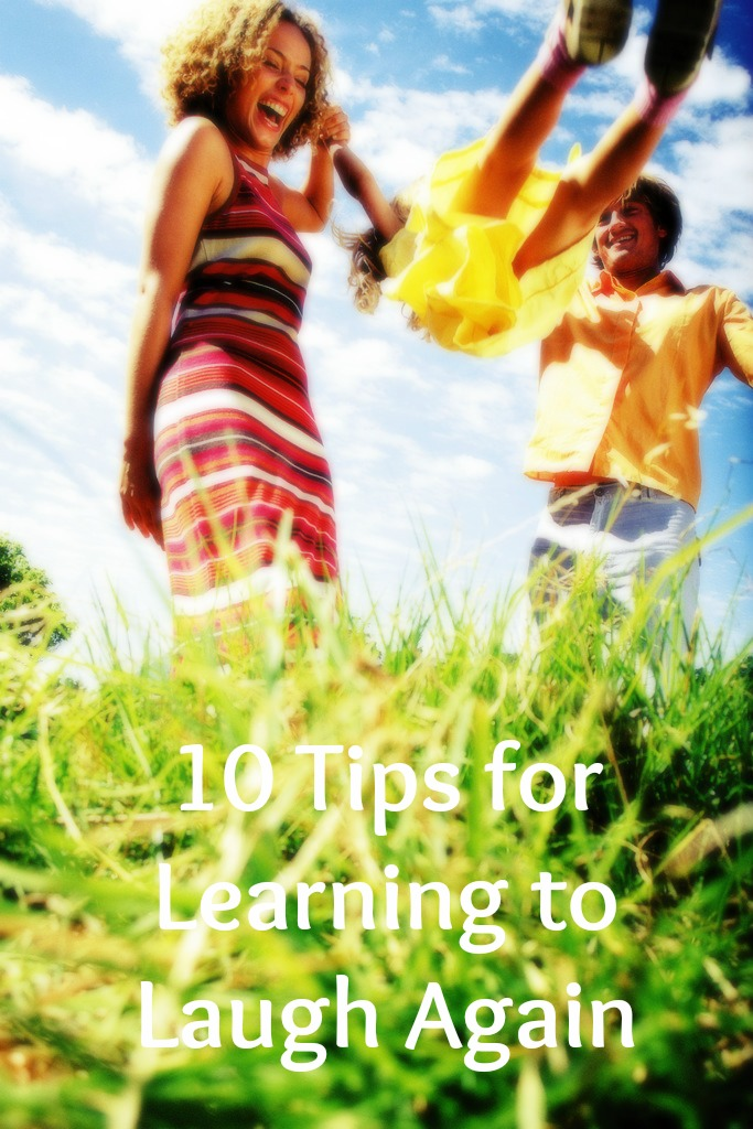 10 Tips for Learning to Laugh Again after a Breakup or Divorce Beth Hemmila Breakup Care Package