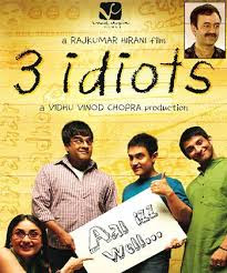 Von Mania Critic Movie Review Of The Famous Hindi Film 3 Idiots
