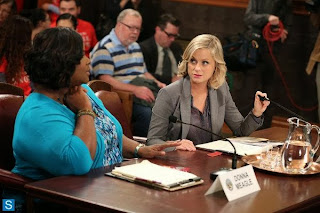 Parks and Recreation - Episode 6.05 - Gin It Up! - Review