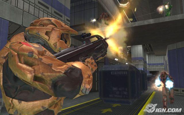 Capturas Halo 2 PC Full ISO Español