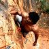 Vidyut Jamwal's rock climbing Argentina