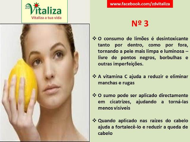 eliminar acne limão