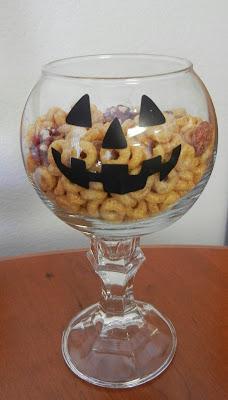 Jack+o+lantern+Snack+Server+Craft+1 Weight Loss Recipes Crafty   Halloween Jack o Lantern Jars