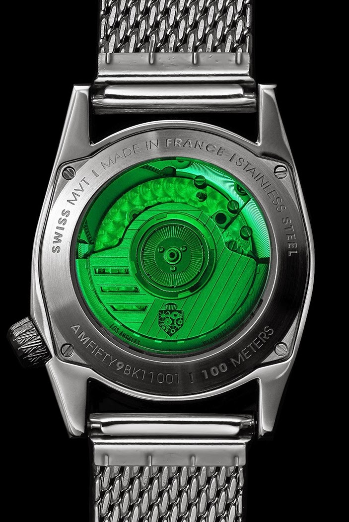 Calibre ETA 2892-A2 Montre March LA.B AM59