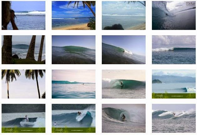 point surfing in indonesia